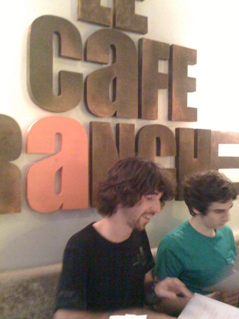 @ Le Café Branché